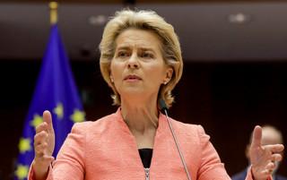 Von der Leyen: W UE nie ma miejsca na 'strefy wolne od LGBT'