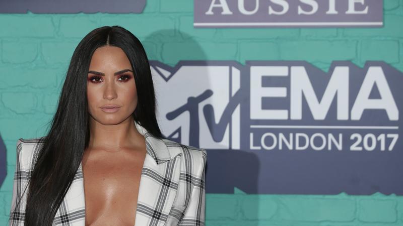 MTV EMA 2017: Demi Lovato