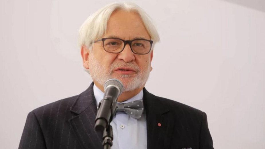 Prof. Wojciech Maksymowicz odchodzi z PiS w atmosferze kontrowersji. Kim jest?