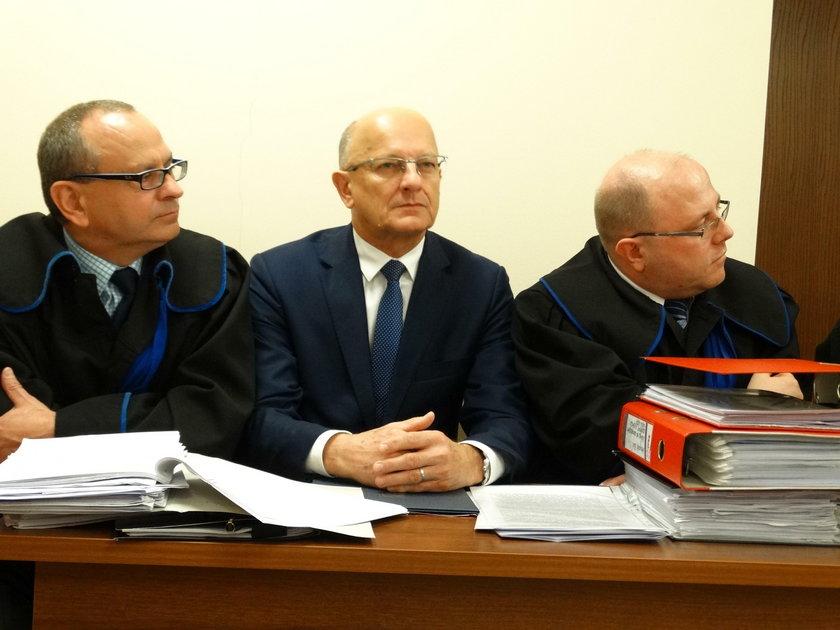 Rozprawa w Wojewódzkim Sądzie Administracyjnym