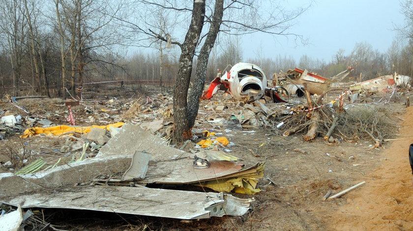 Biegli od Smoleńska: Nie było wybuchu
