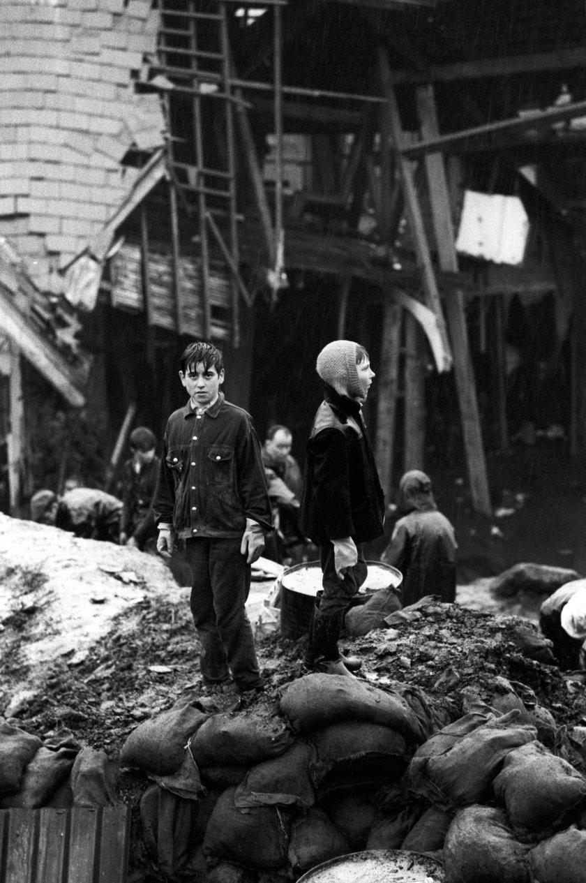 21 października 1966 roku doszło do katastrofy w Aberfan