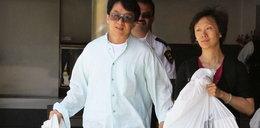 Jackie Chan potrafi być spokojny!