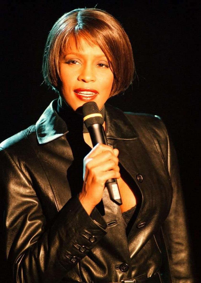 Wyrzucili z pogrzebu eks męża śp. Whitney Houston?