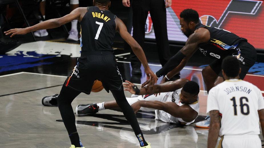 New Orleans Pelicans - Brooklyn Nets