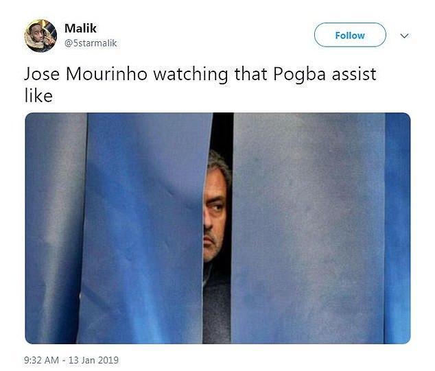 Twitter hails Pogba 1