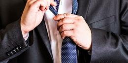 Często nosisz krawat? Koniecznie przeczytaj! Chodzi o zdrowie
