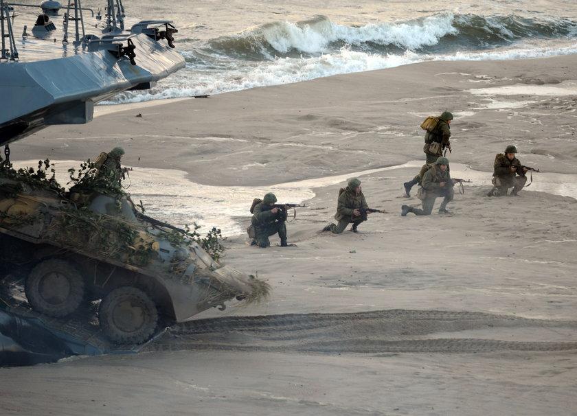Manewry wojsk rosyjskich i białoruskich pod kryptonimem ZAPAD z 2013 roku