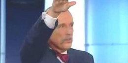 Haniebny gest Korwina-Mikkego
