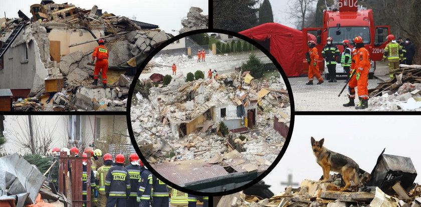 Potężny wybuch zmiótł dom w sekundę. Wielka tragedia na Puławach
