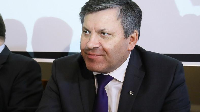 Prezes PSL, wicepremier, minister gospodarki Janusz Piechociński