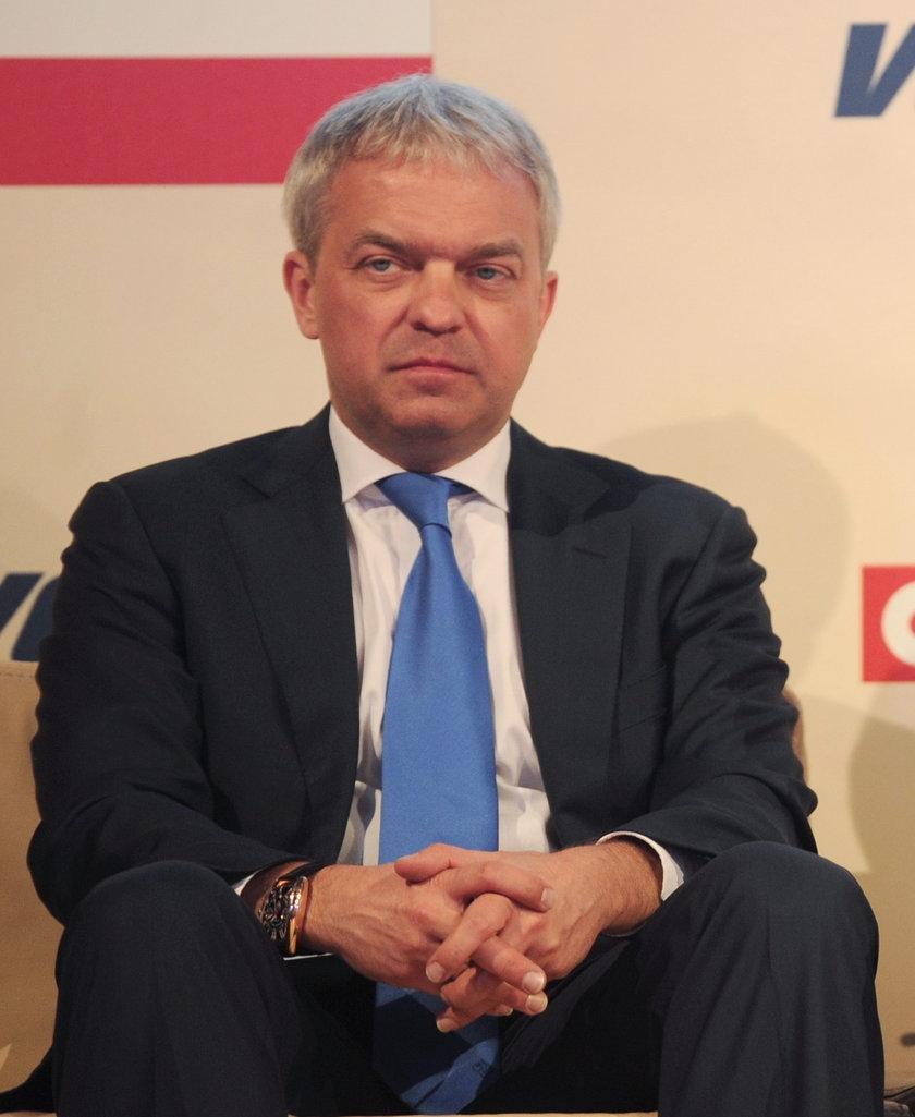 Jacek Krawiec, PKN Orlen