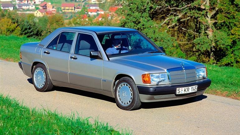 Mercedes 190 – 35 lat