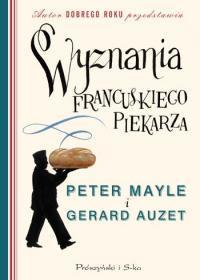 Wyznania francuskiego piekarza już w księgarniach