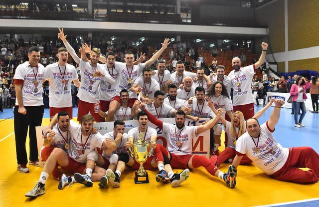 Odbojkaši Vojvodine su prošle sezone osvojili titulu