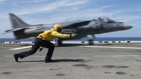 AV-8B Harrier II - połączenie zalet samolotu i helikoptera!