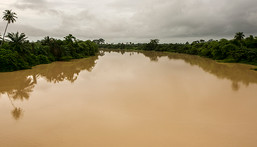 Galamsey water pollution