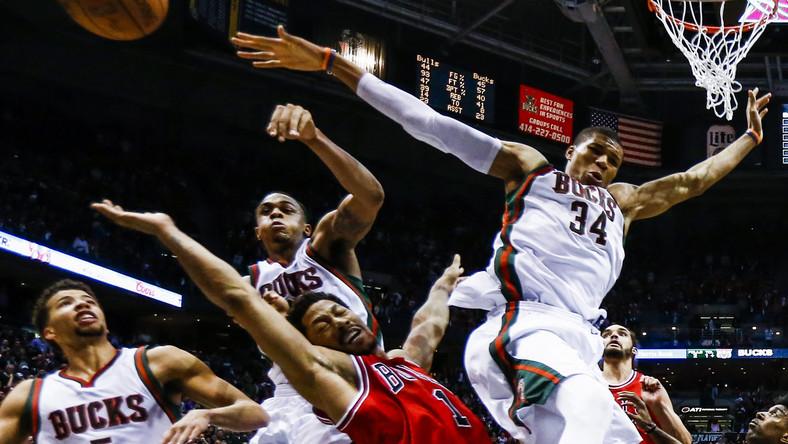 Milwaukee Bucks - Chicago Bulls