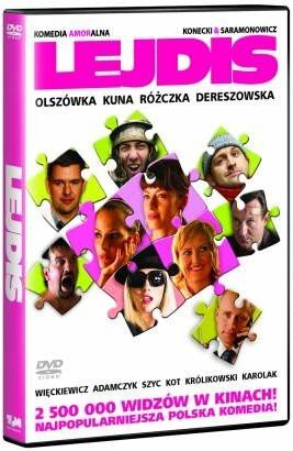 Lejdis na DVD