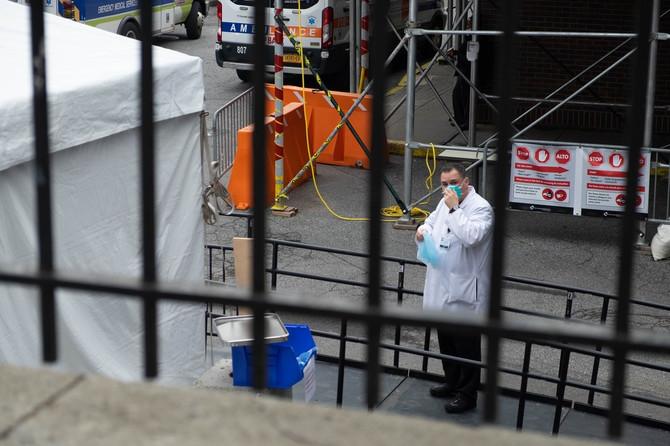 Epidemija u Njujorku