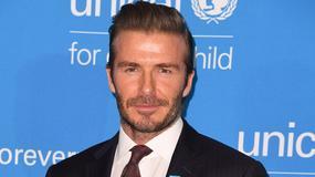 Beckham: United było wolne od molestowania