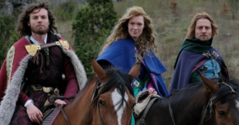 """""""Korona królów"""" to pierwsza telenowela TVP o tematyce historycznej"""