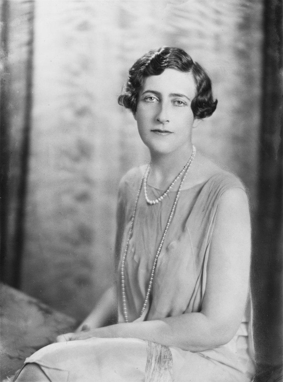 Agatha Christie w 1925 roku