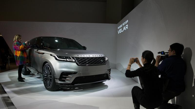Jaguar Land Rover oferuje nielimitowany internet