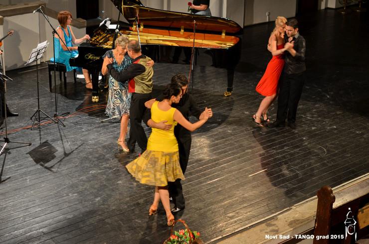 NOVI SAD - Festival tango ( 1)