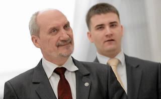 Macierewicz: Fundacja PGZ ma służyć umacnianiu polskich wartości