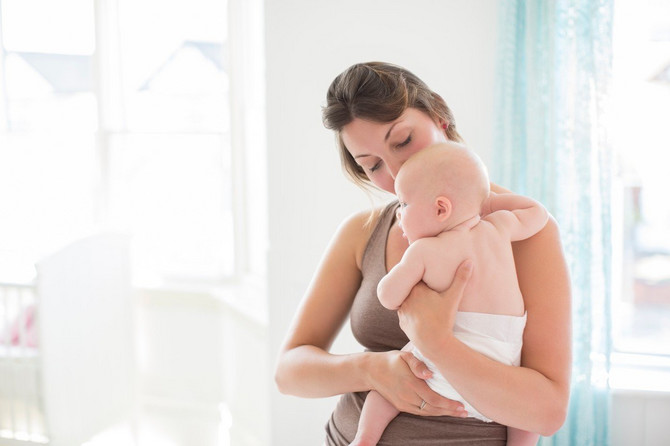 Kako prevazići napetost mišića bebe?