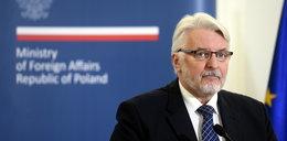 Zaskakujące słowa Waszczykowskiego o wizach. Co na to Polacy?