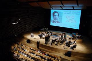 Olsztyn: Filharmonicy nagrali płytę z oratorium Quo vadis Feliksa Nowowiejskiego