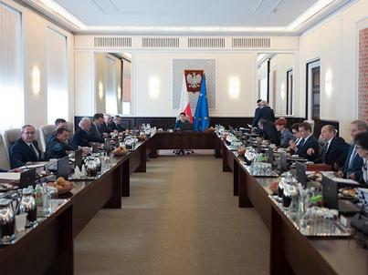 Rząd przyjął projekt budżetu na 2018 rok