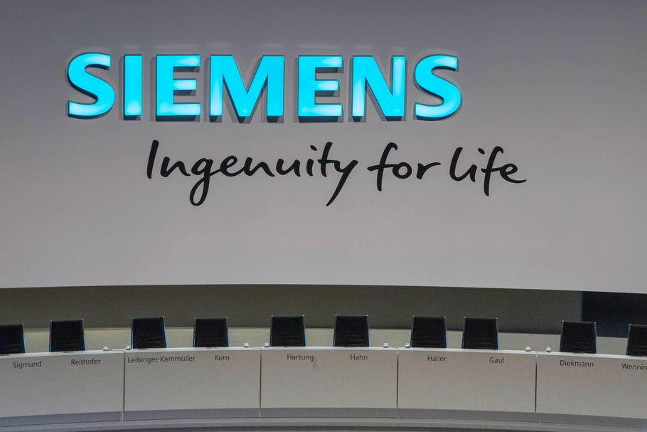 Siemens general assembly and 1st quarter figures