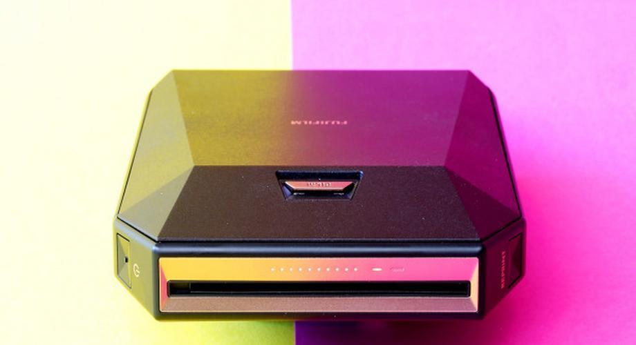 Test Fujifilm Instax Share SP-3: Fotodrucker mit Retro-Charme