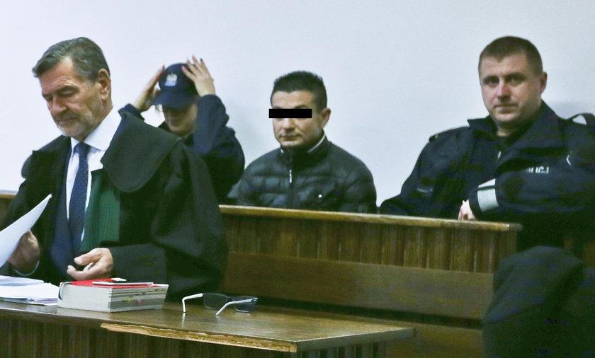 Bułgar oskarżony o porwanie i zmuszanie do prostytucji mieszkanki Warszawy