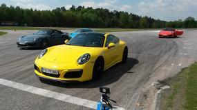 Porsche 911 - nadeszła era turbo