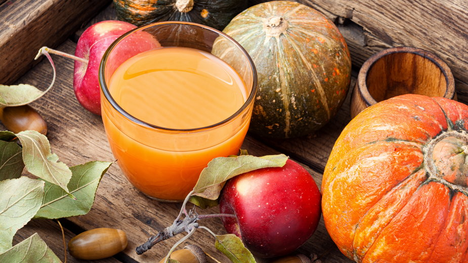 Kompot z dyni jest zdrowy i smaczny - nikolaydonetsk/stock.adobe.com