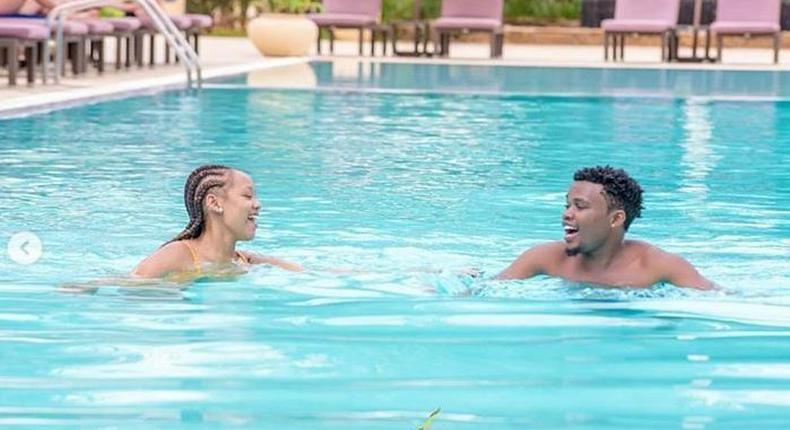 Chipukeezy's girlfriend Kibanja unfollows him, deletes photos