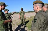 Vojska Srbije, Rusija, Vojna vežba