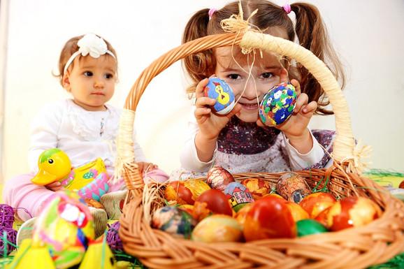 Takmičenje i za najlepše oslikano jaje