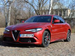 Alfa Romeo Giulia QV i Stelvio Quadrifoglio – emocje gwarantowane | TEST