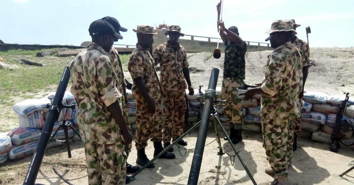 Nigerian Army troops dislodge Boko Haram terrorists in Borno - Pulse Nigeria