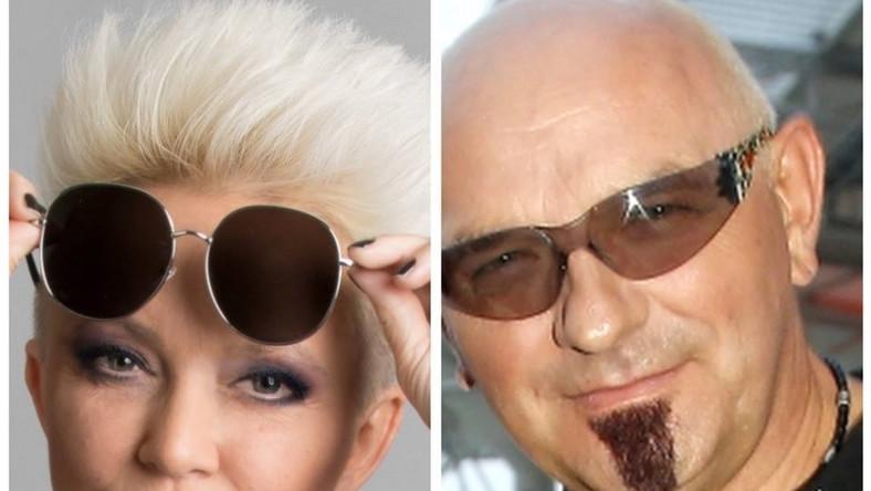 Małgorzata Ostrowska i Grzegorz Stróżniak. Fot - FB zespołu Lombard
