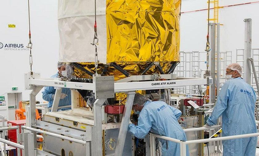 Ten satelita pomoże przepowiadać pogodę