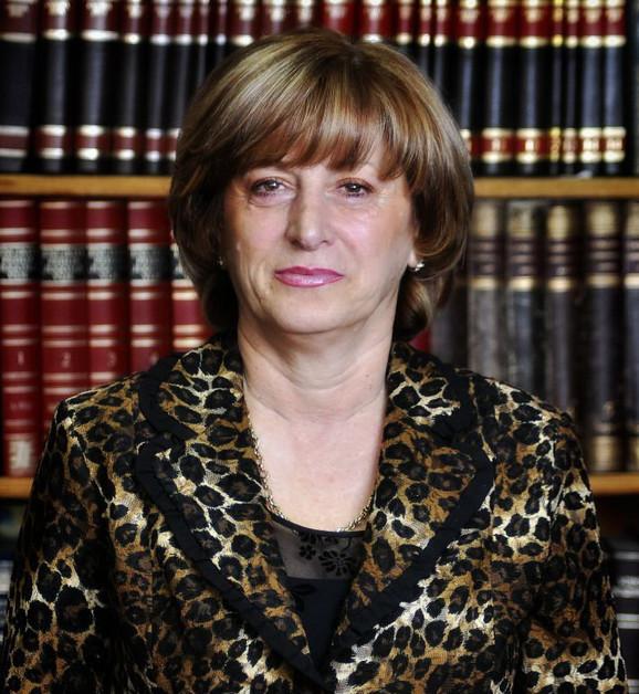 Profesorica Mila Pavlović