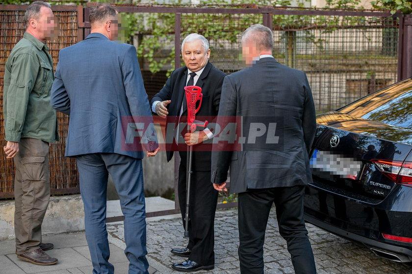 """Co z Kaczyńskim? """"Można rządzić ze szpitala"""""""