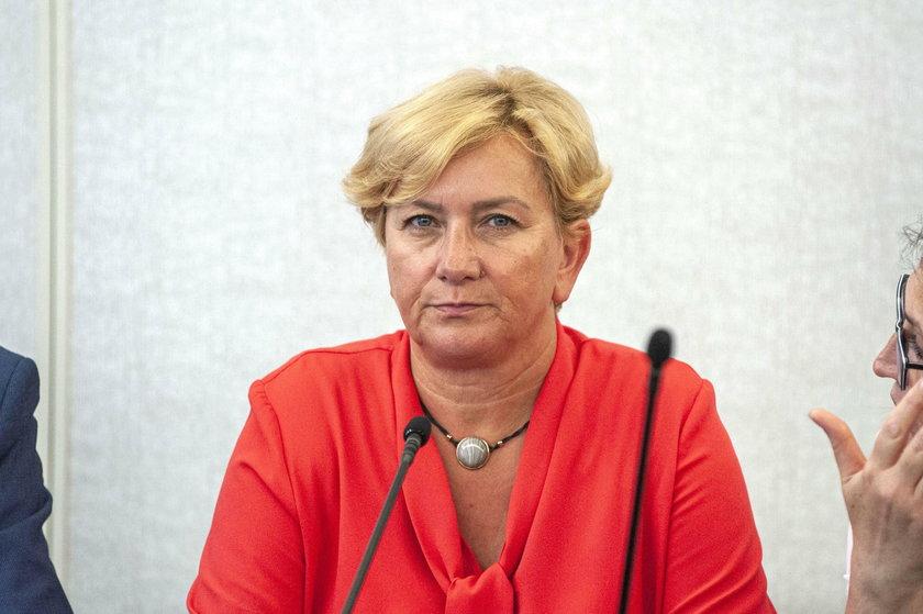 Wiceminister zdrowia składa rezygnację