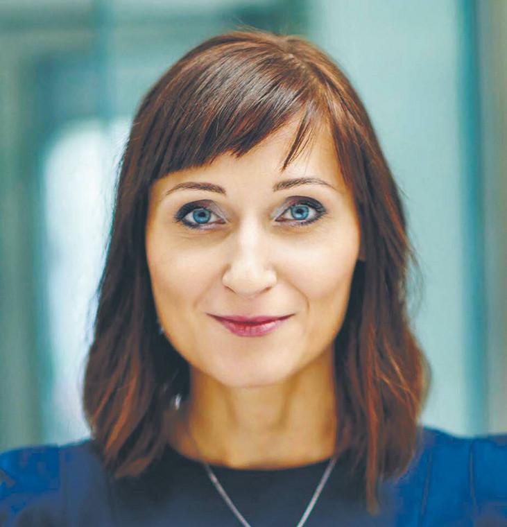 Paulina Zadura, dyrektor departamentu analiz i strategii, Polska Agencja Rozwoju Przedsiębiorczości  fot. materiały prasowe